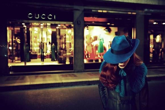 The Outline - Ilva_Gucci